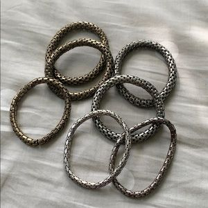 A set of bangles